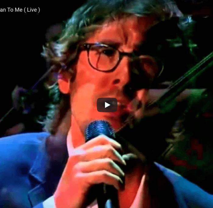 Josh Groban – She's Always A Woman To Me ( Live )